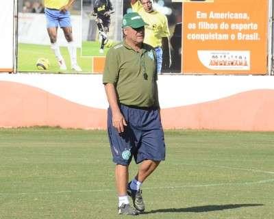 Vágner Benazzi deve fazer sua despedida do Guarani neste sábado, contra o Duque de Caxias Foto: José da Cunha/Agência Guarani