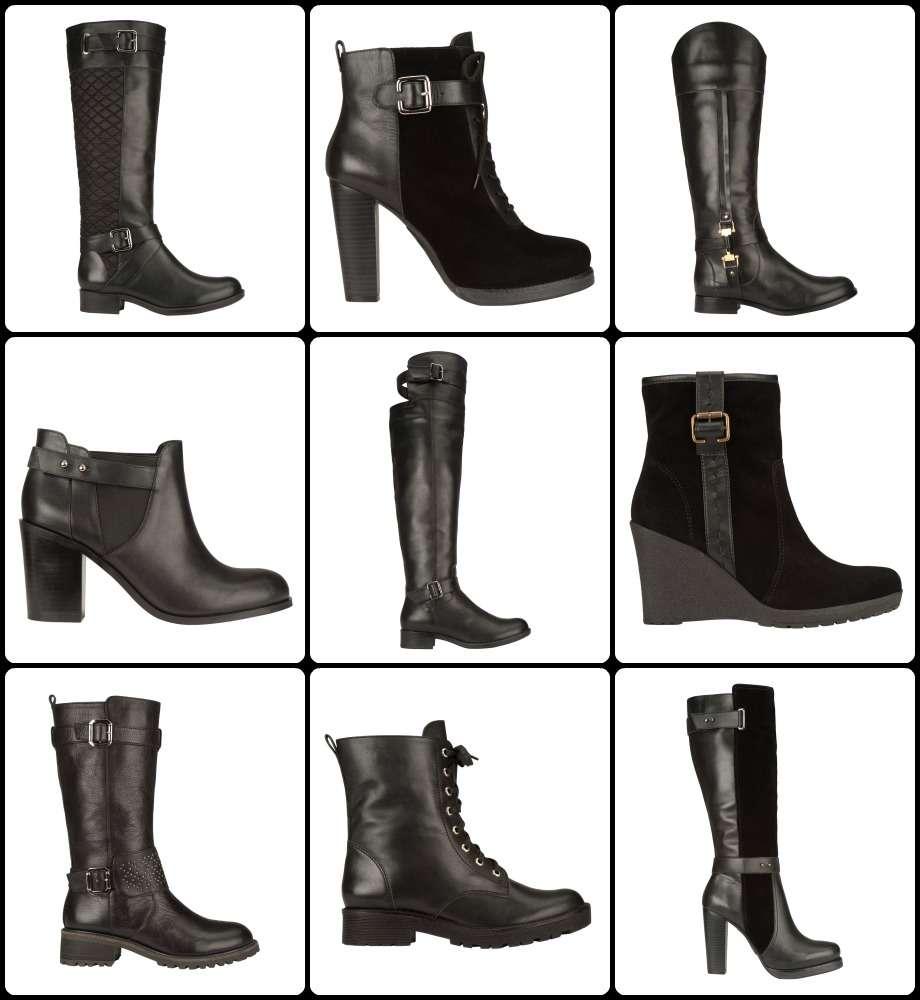 Tipos de botas para otoño: elígelas según tu tipo de cuerpo. Foto: Westies