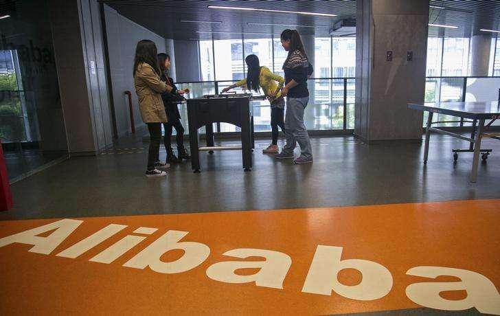 La casa matriz de Alibaba en Hangzhou, China, abr 23 2014. Alibaba Group Holding planea cerrar el libro de órdenes para su oferta pública inicial (OPI) de acciones anticipadamente tras recibir suficientes pedidos como para vender todos títulos de la operación, dijeron el viernes fuentes familiarizadas con el tema. Foto: Chance Chan/Reuters