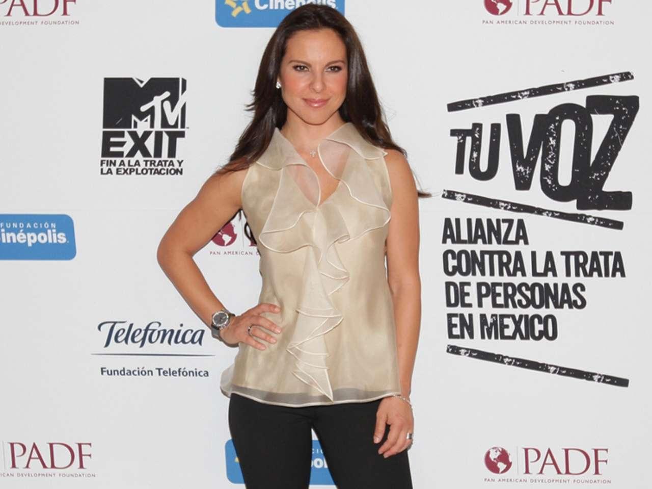 Kate del Castillo. Foto: Medios y Media