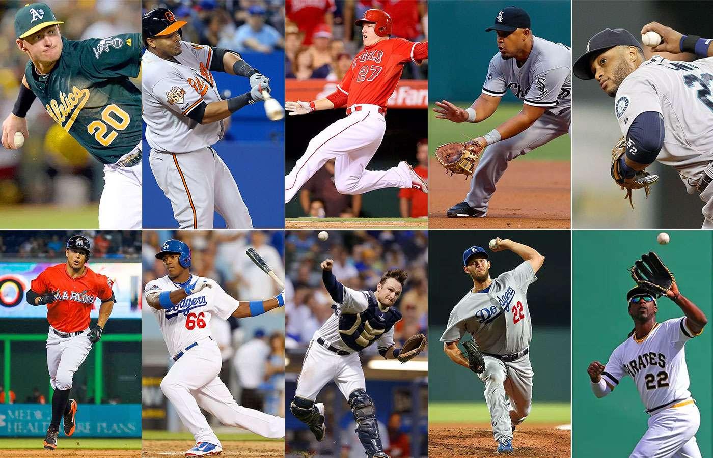 Conoce a los jugadores que por su trabajo son los candidatos a ser el Jugador Más Valioso de su circuito en el beisbol de las Grandes Ligas. Foto: Terra