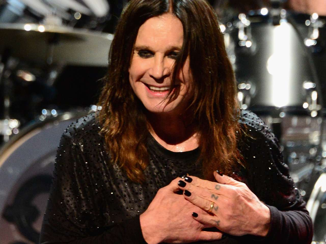 Ozzy Osbourne. Foto: Getty Images