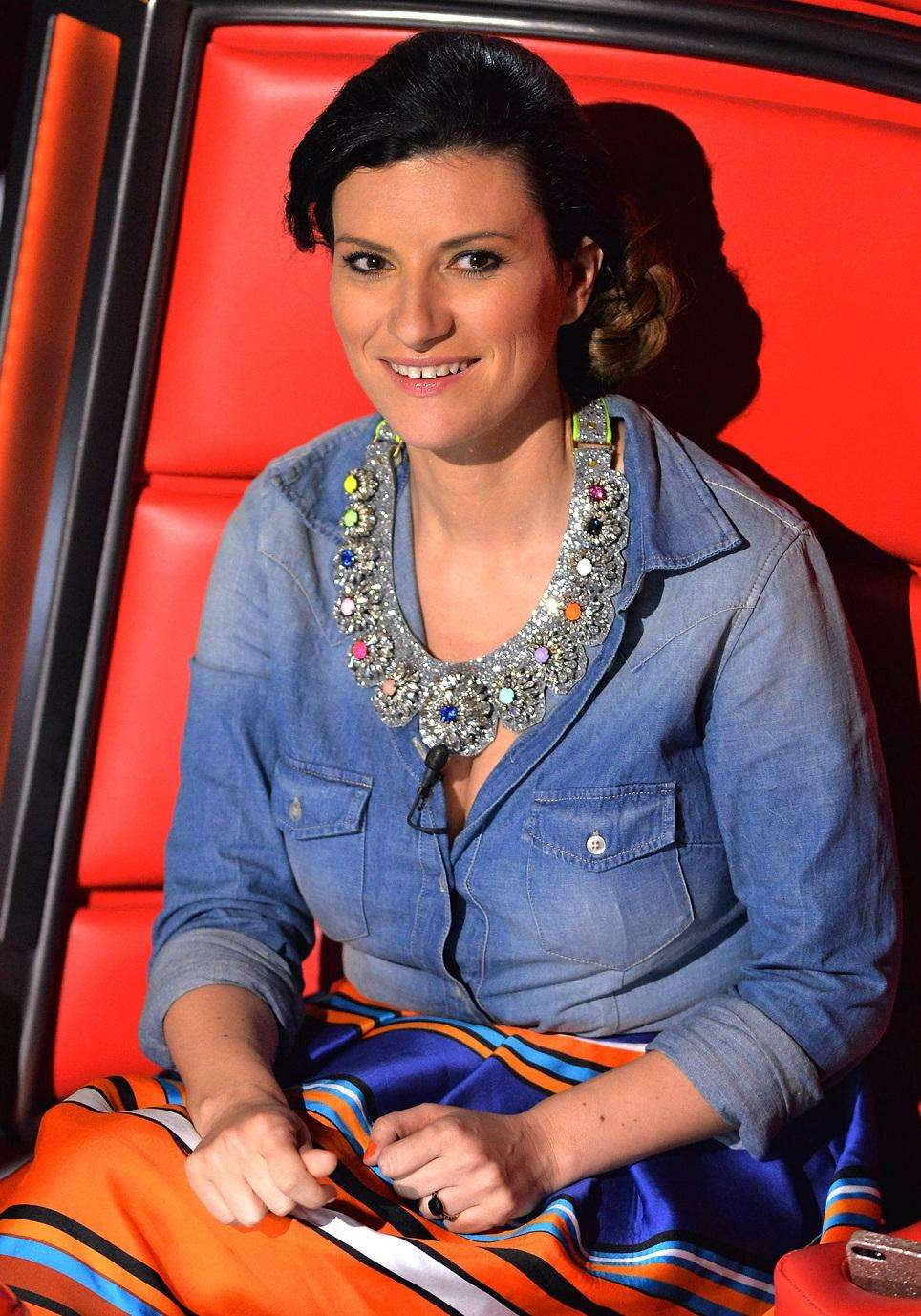 Laura Pausini confiesa que es supersticiosa Foto: Agencia Mezcalent