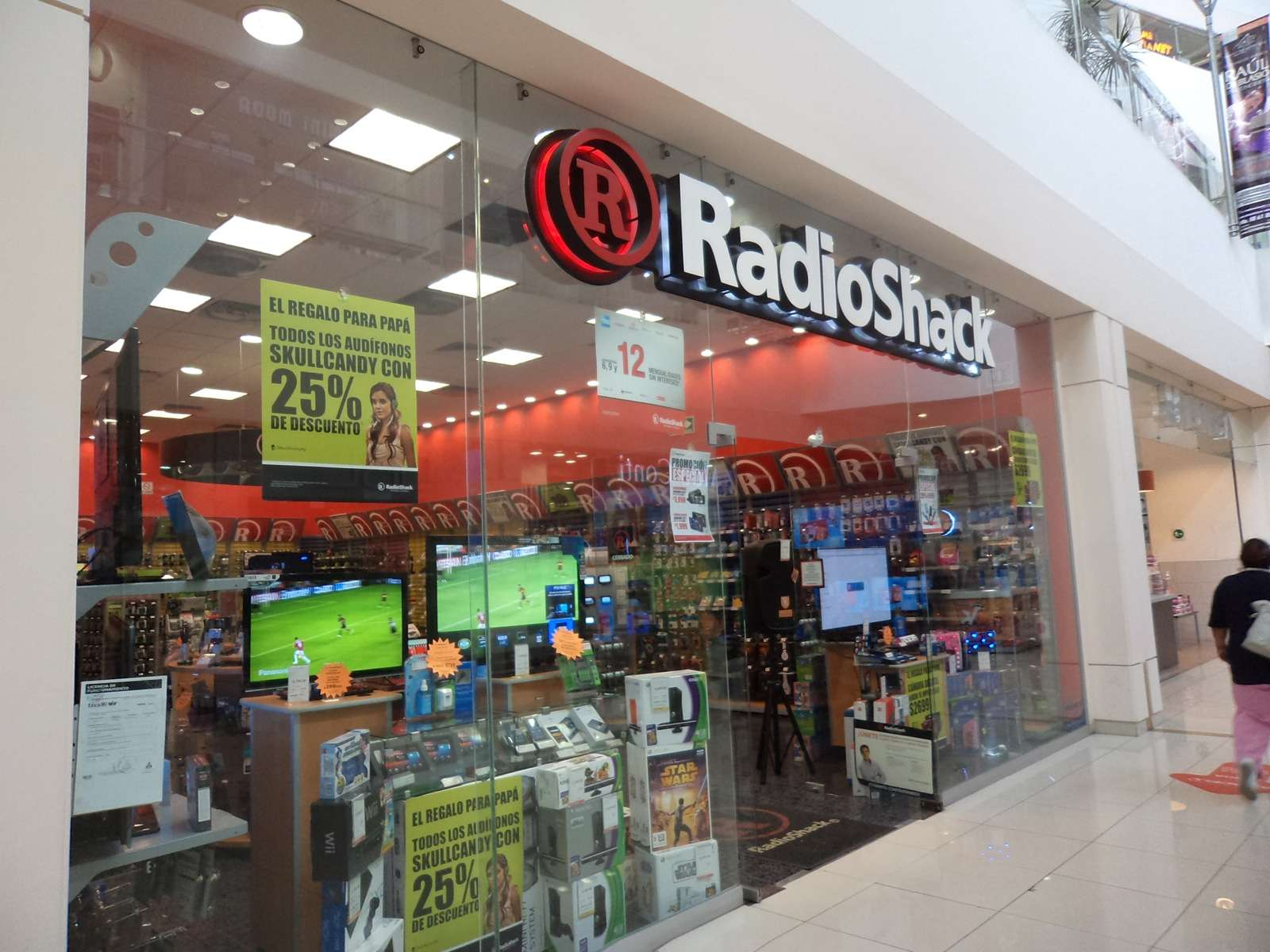 Foto: RadioShack México