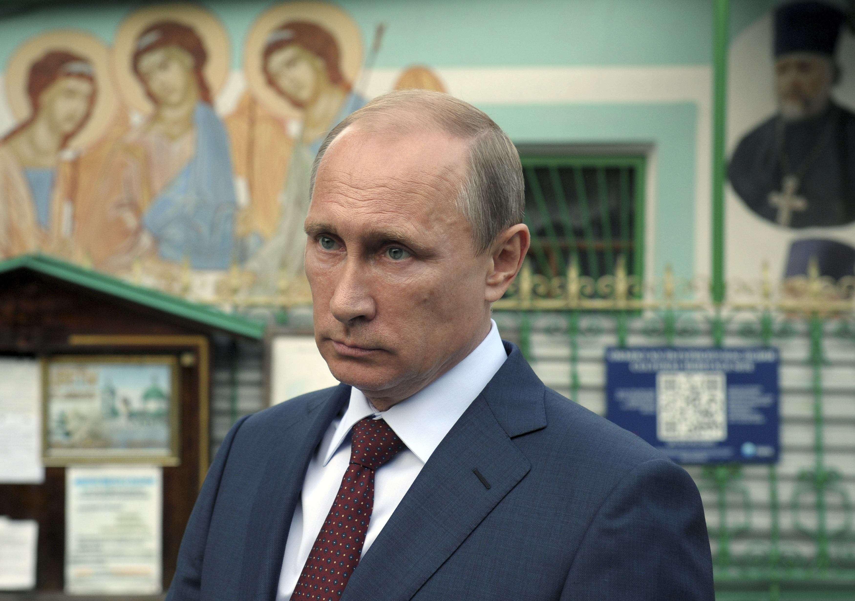 Foto: Alexei Druzhinin/Reuters