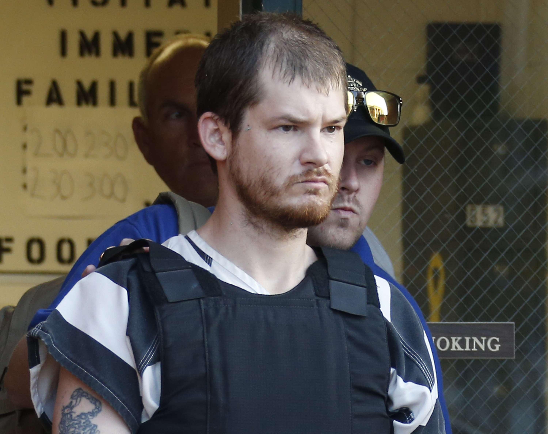 Timothy Ray Jr. está acusado de asesinar a sus cinco hijos y de meterlos en bolsas de basura. Foto: AP en español