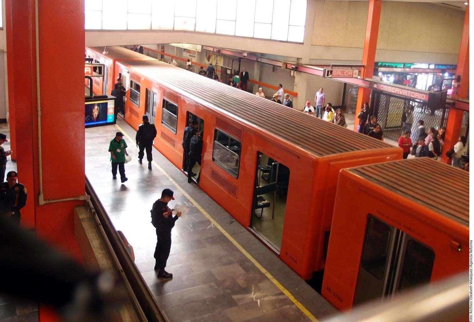 Operacion Metro Foto: Agencia Reforma