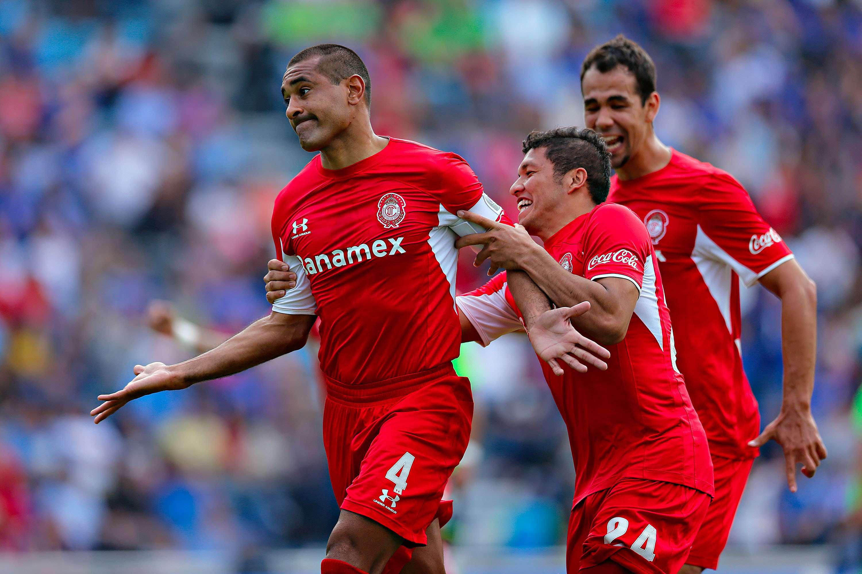 Da Silva marcó su tercer gol del torneo. Foto: Imago7