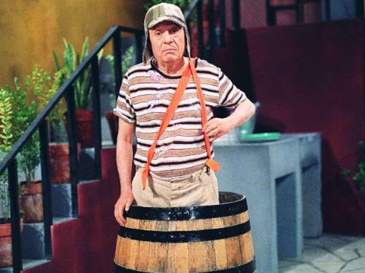 Entregarán el 'Premio Leyenda' a un actor que fue parte del elenco de la serie de Roberto Gómez Bolaños Foto: Televisa