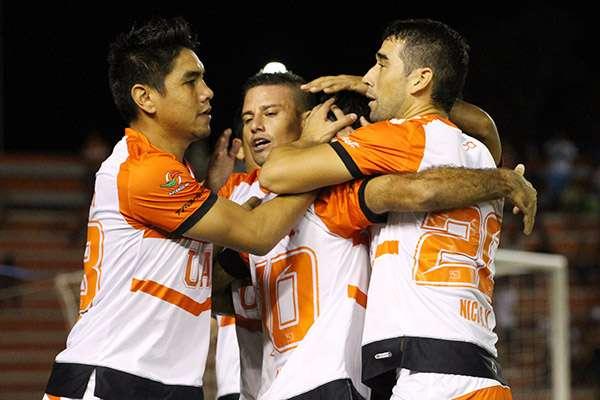 Correcaminos consiguió su tercera victoria en casa. Foto: Ascenso MX
