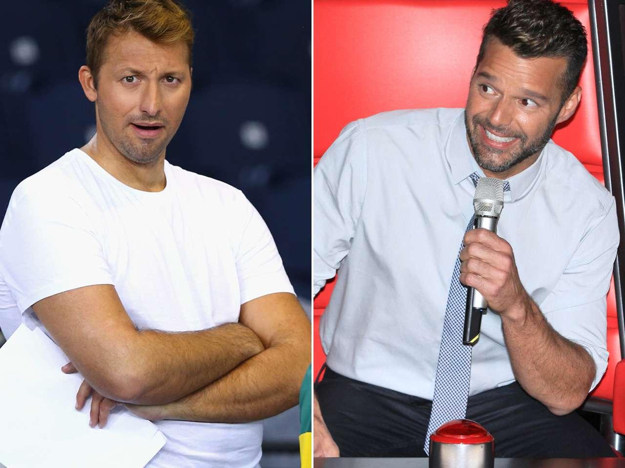 Thorpe se declaró homosexual en una entrevista en julio de 2014. Ricky Martin hizo lo propio hace cuatro años Foto: Getty Images / Photo AMC