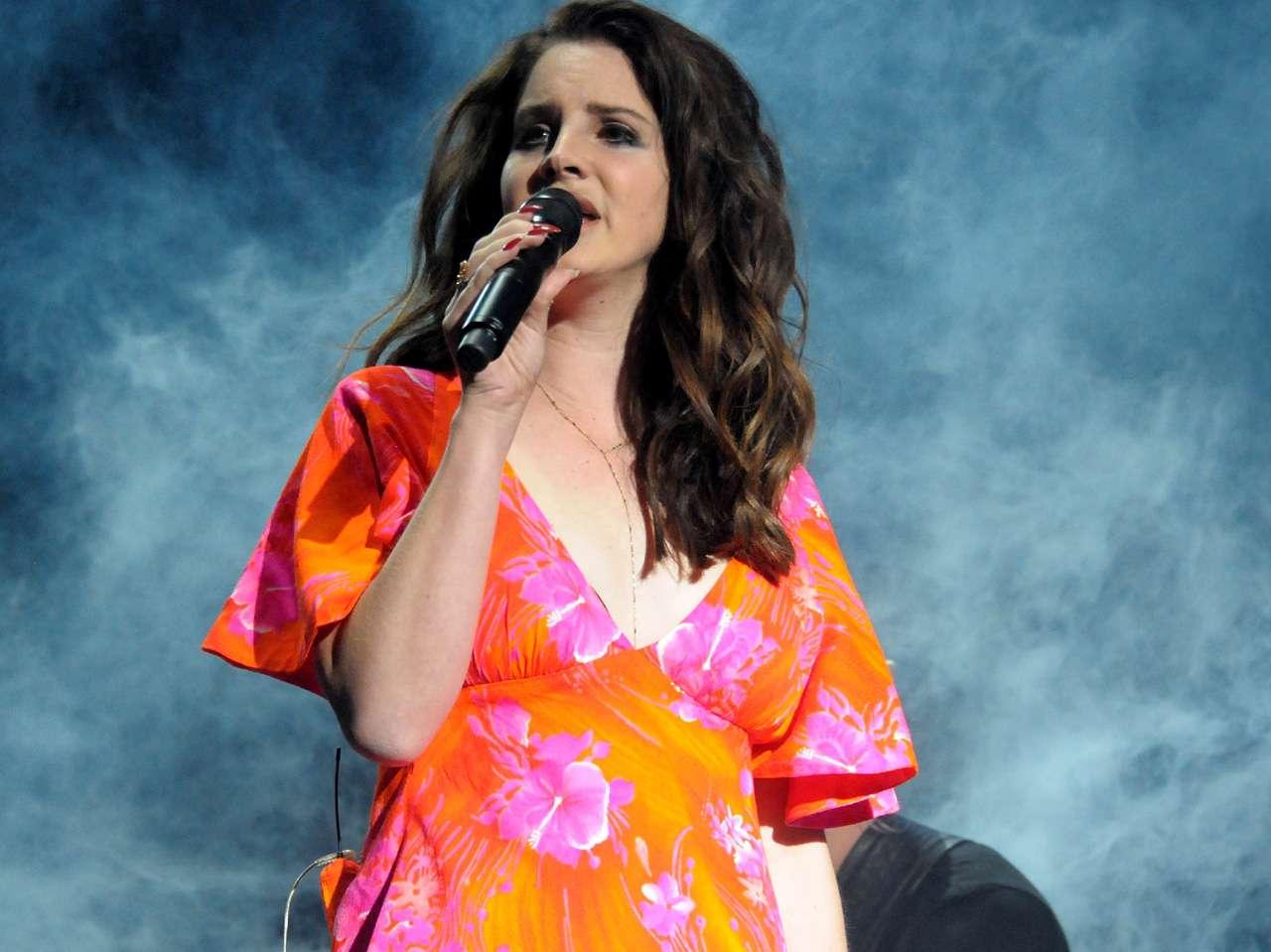 El público regiomontano podrá disfrutar de Lana del Rey en el Foro Alive y los boletos ya se encuentran a la venta Foto: Getty Images