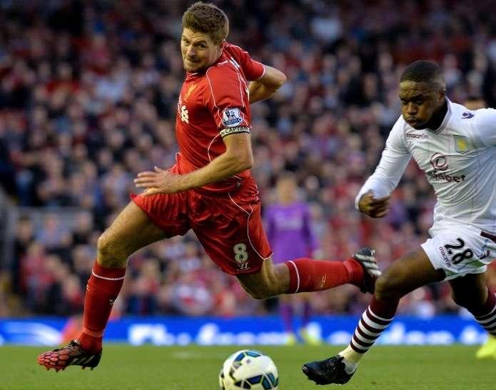 Liverpool no pudo en Anfield con el Aston Villa y perdió su segundo partido de la temporada en la Premier League. Foto: AFP