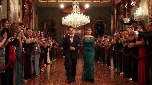 ¿Qué vestirá la Primera Dama de México el 15 de septiembre? Foto: http://www.benitosantos.com.mx/