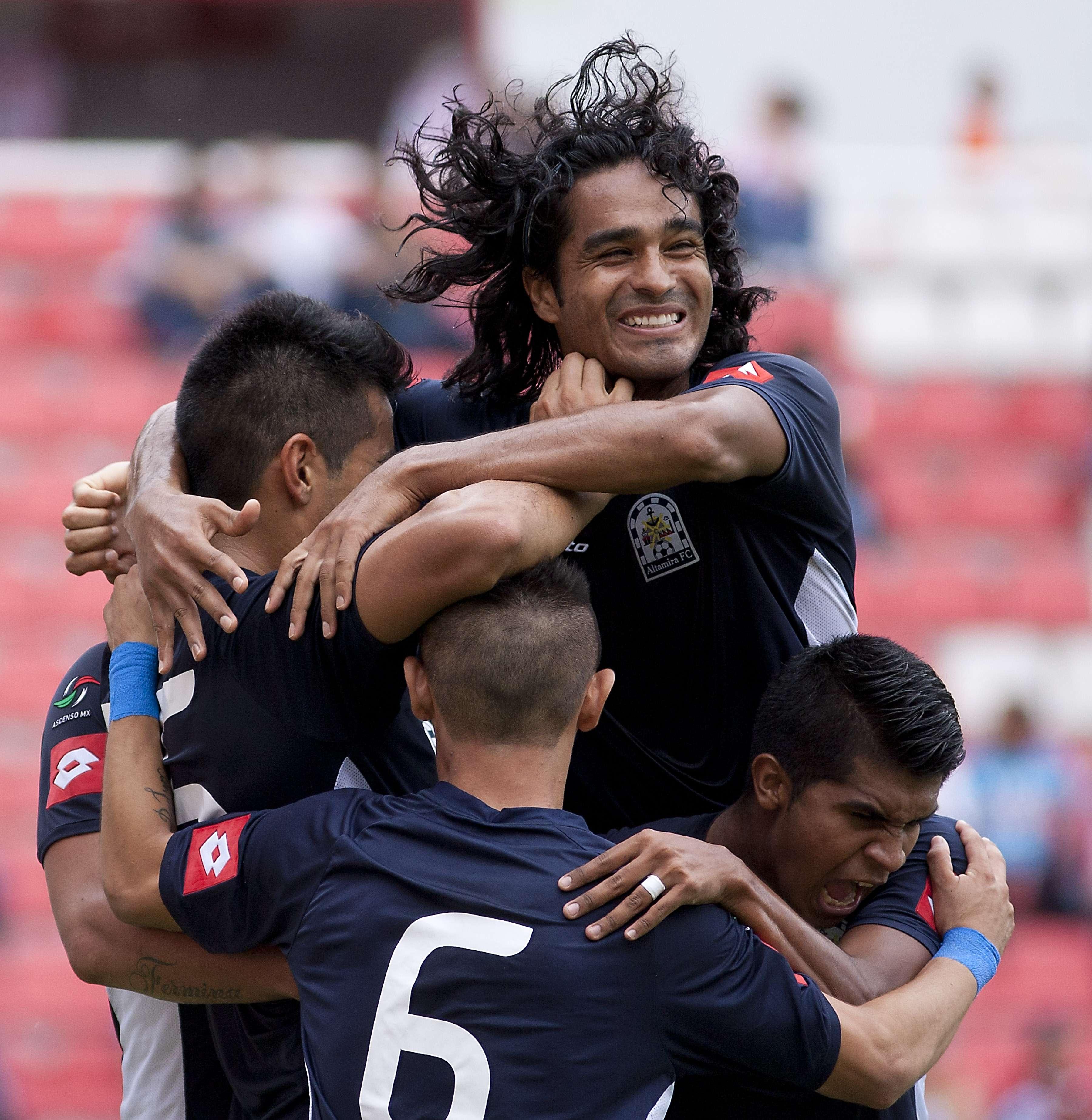 Altamira sumó tres puntos valiosos. Foto: Mexsport