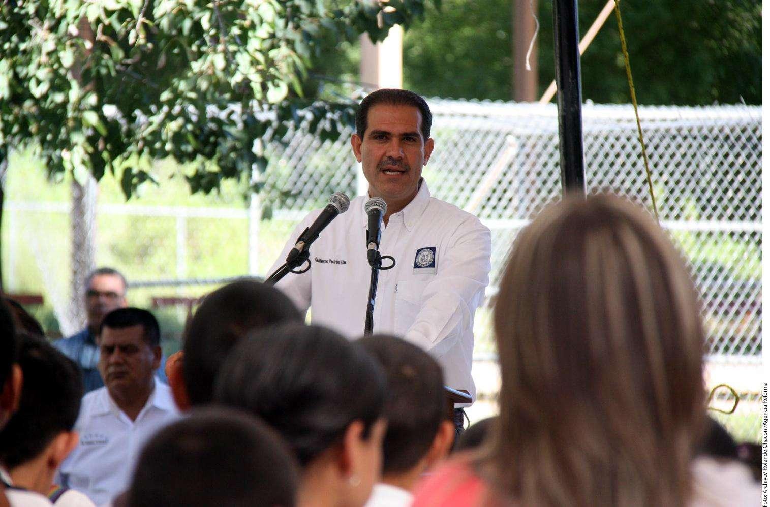 Guillermo Padrés Elías Foto: Agencia Reforma