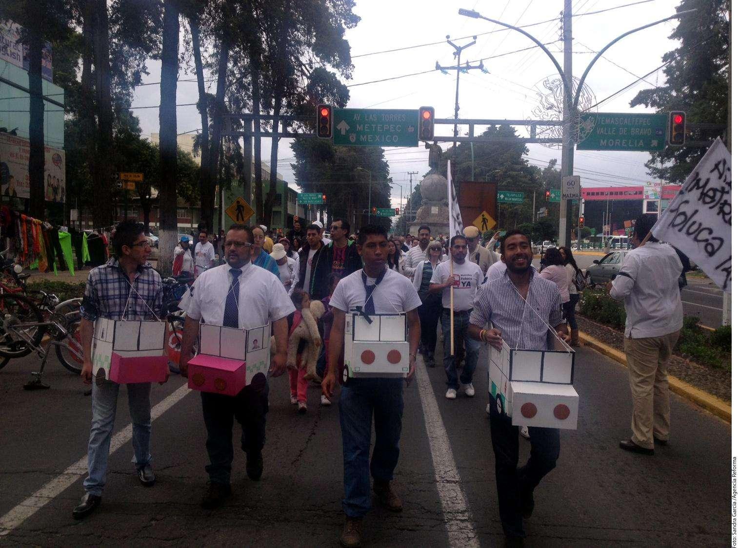 Marcha Foto: Agencia Reforma