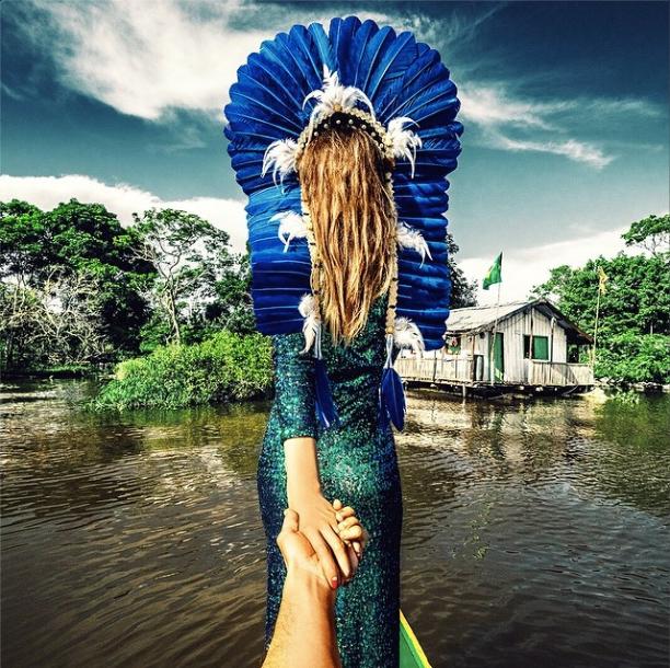 Foto: Instagram muradosmann/ Murad Osmann