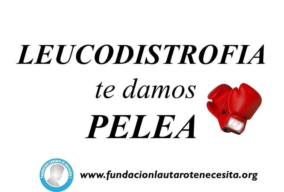 Pelea contra las Distrofias Foto: Twitter