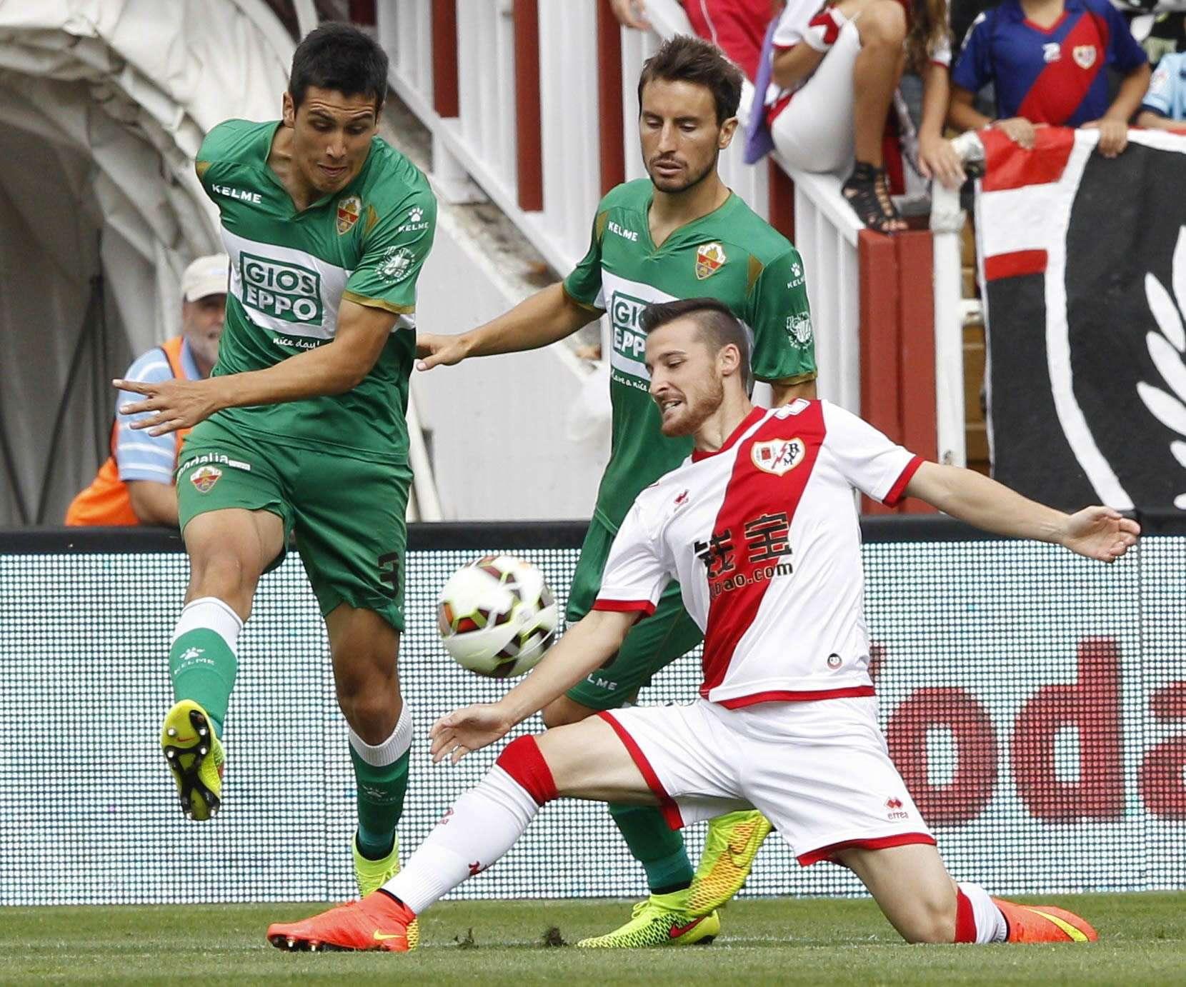 Enzo Roco se afianza en su nuevo club europeo. Foto: EFE en español