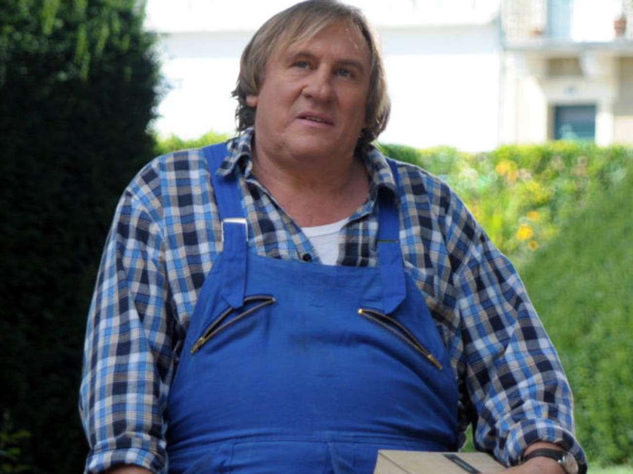 Gerard Depardieu. Foto: Reforma