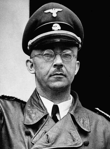 Heinrich Himmler Foto: Terra Chile