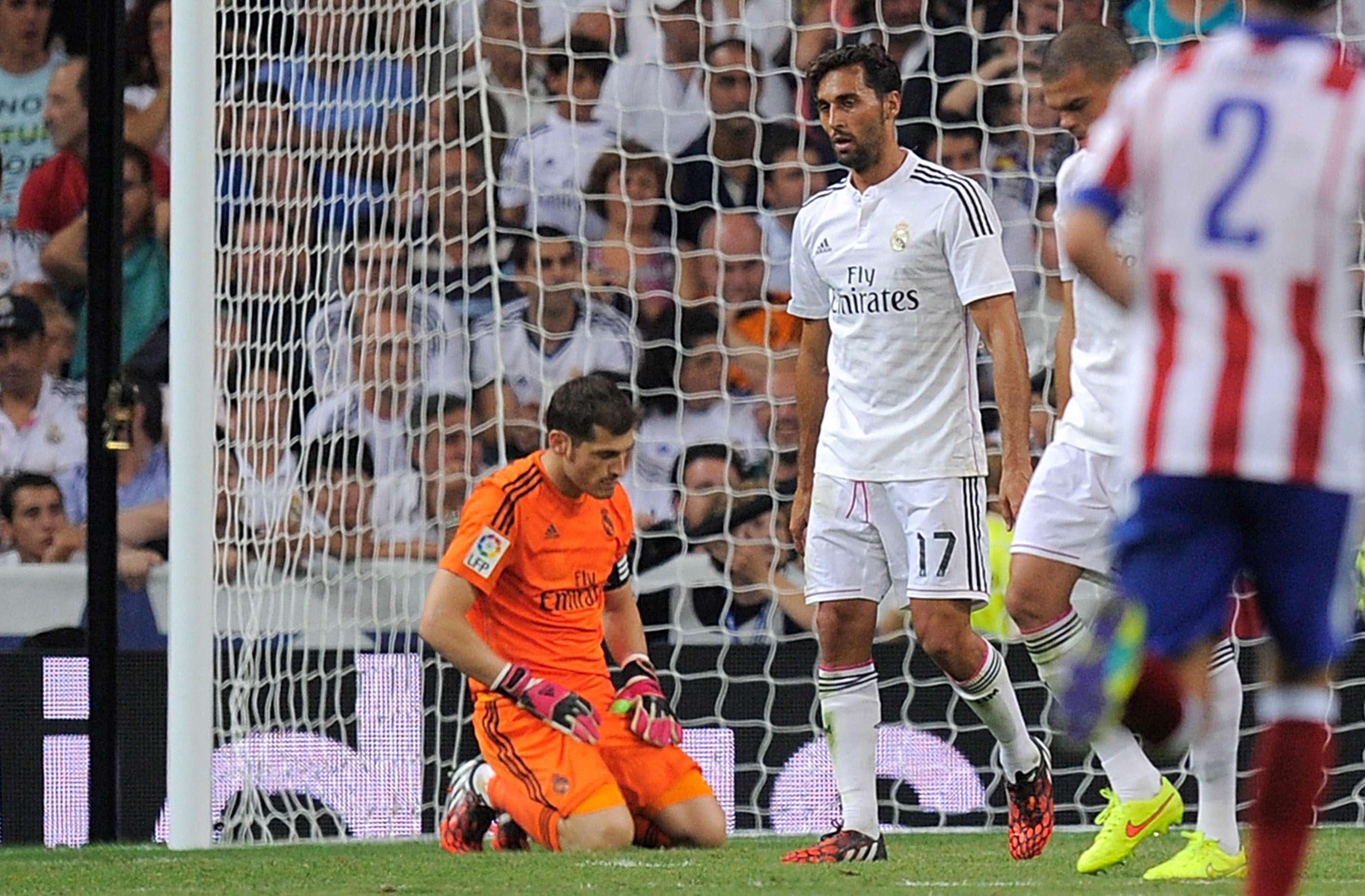 Celta 2 - Real Sociedad 2. Jonny se convirtió en protagonista en el descuento. Marcó en propia puerta el tanto del empate de la Real. Foto: EFE en español