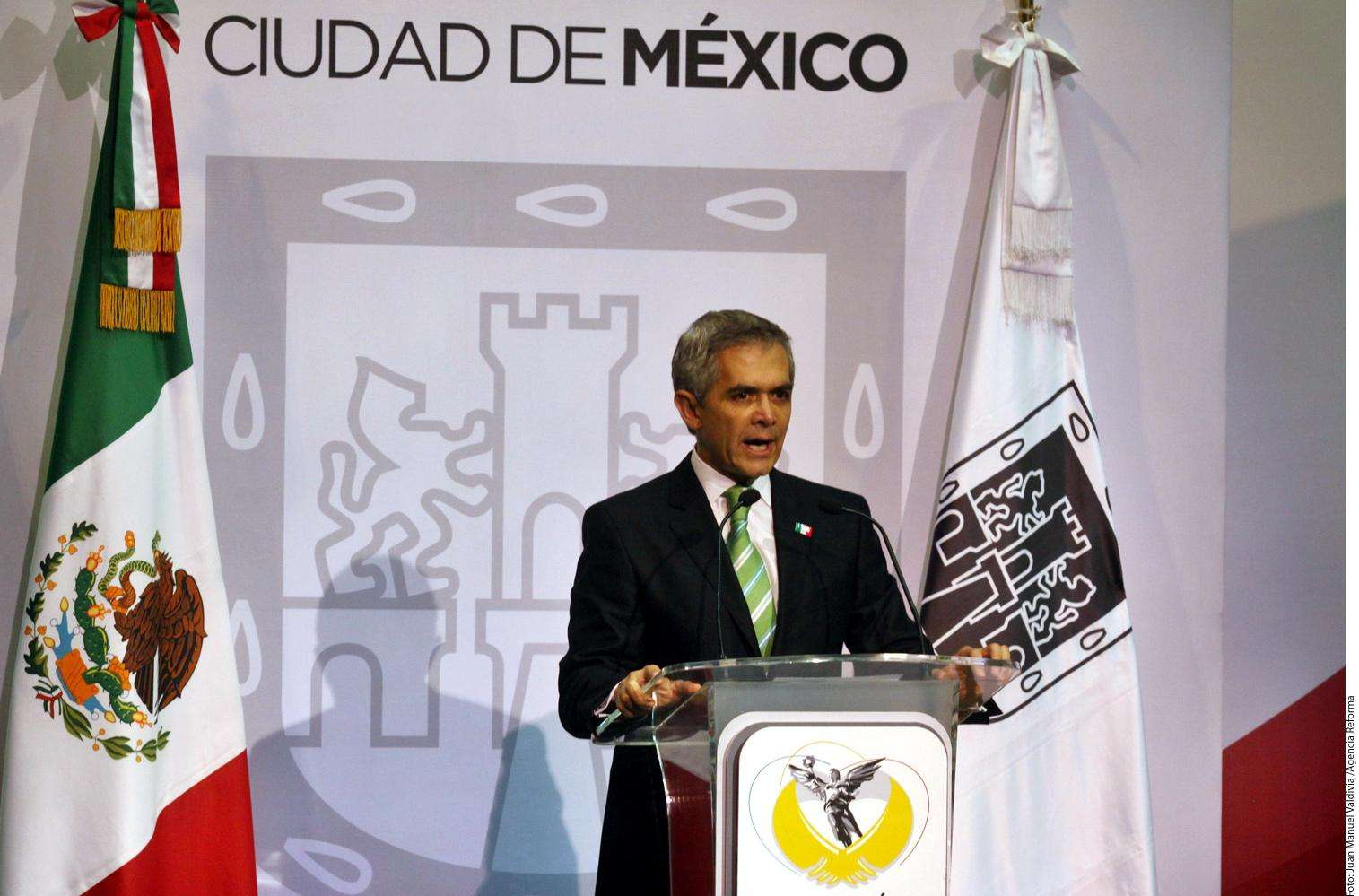Miguel Ángel Mancera Foto: Agencia Reforma