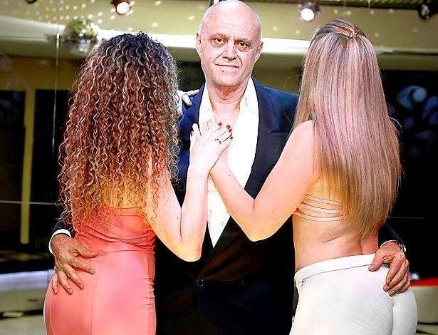 Oscar Maroni é dono da boate Bahamas Foto: Facebook/Reprodução