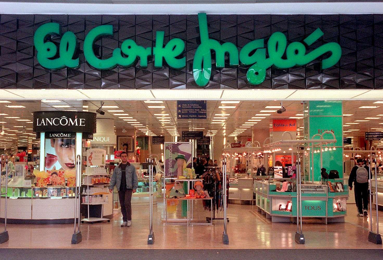 El Corte Inglés. Foto: EFE
