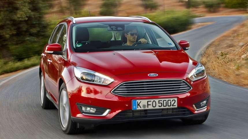 Ford Focus 1.0 Ecoboost 2015. Foto: AUTOPISTA