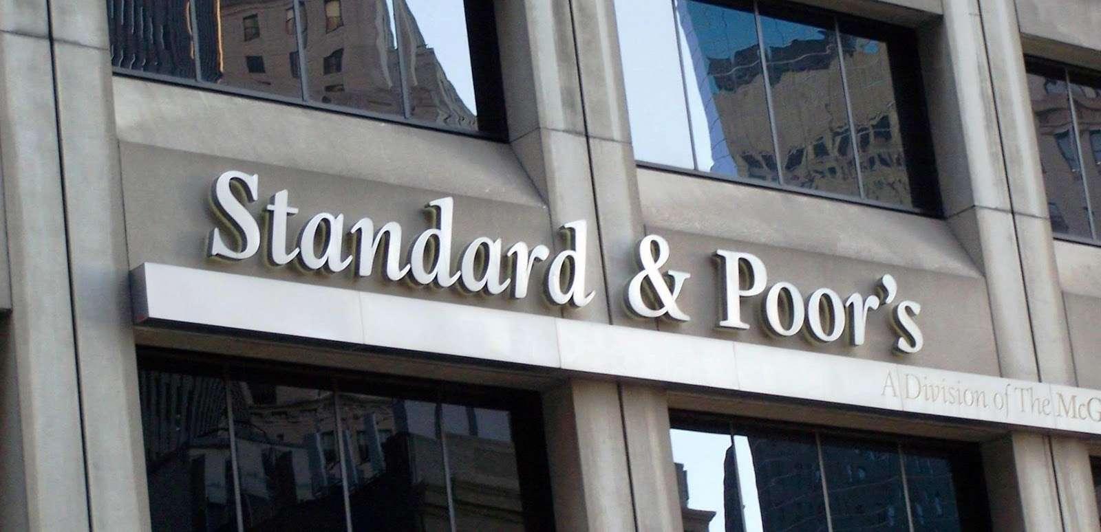 Standar and Poors Foto: EFE
