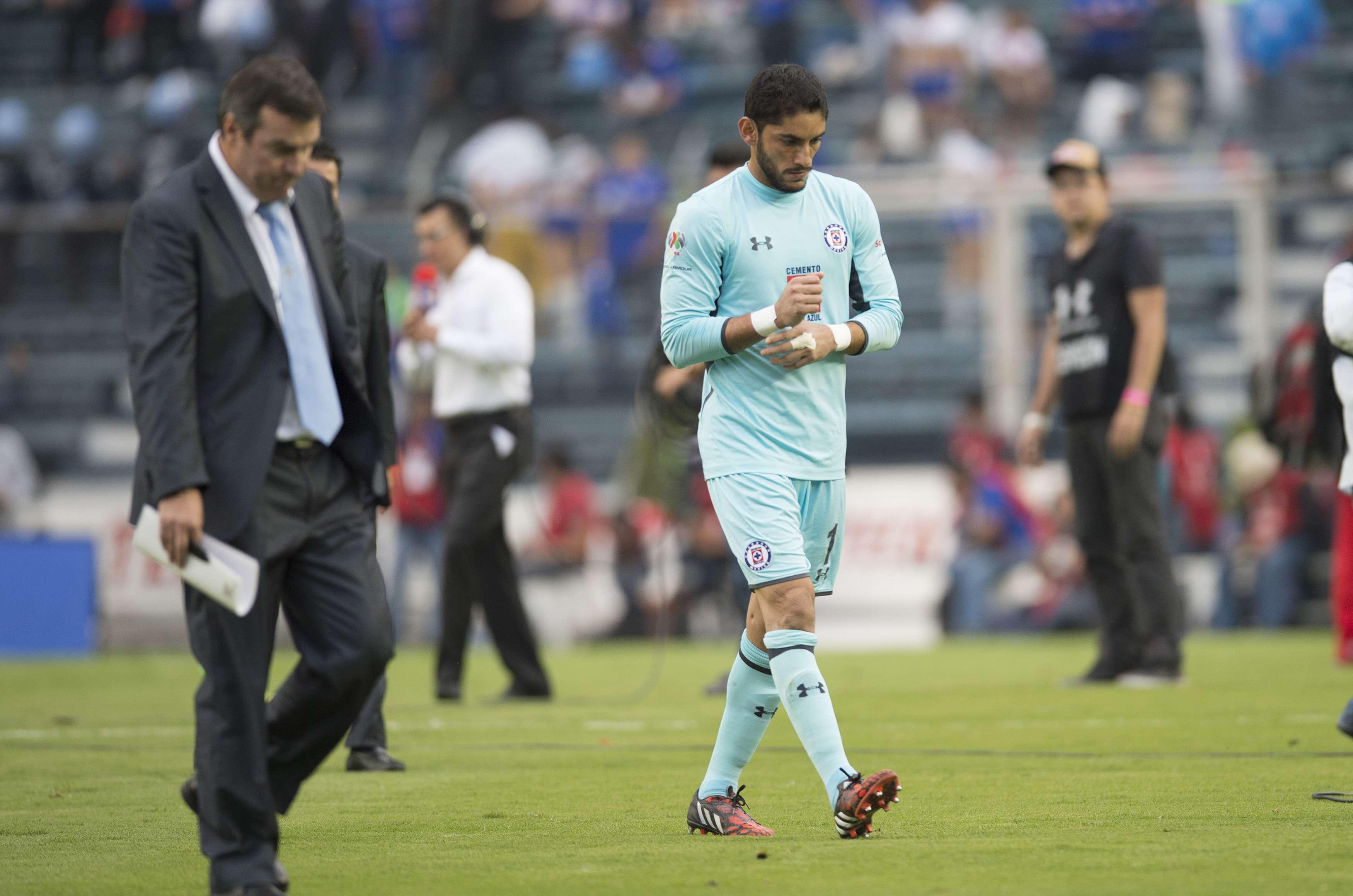 Jesús Corona atraviesa un complicado momento en su carrera Foto: Mexsport