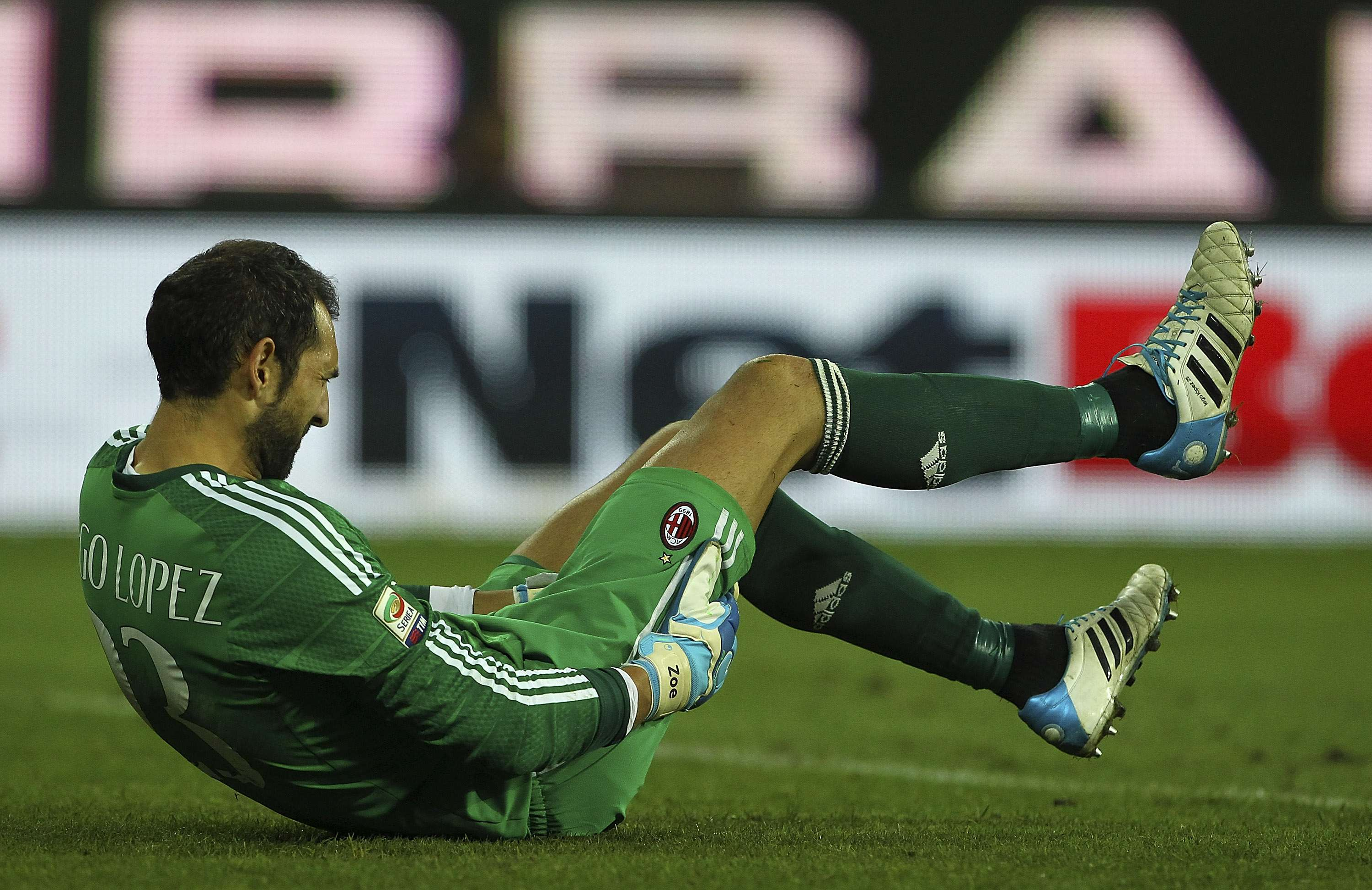 Diego Lopez Foto: Getty Images