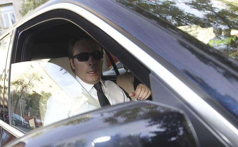 El consejero director general de El Corte Inglés, Dimas Gimeno Álvarez. Foto: Fernando Alvarado/EFE en español