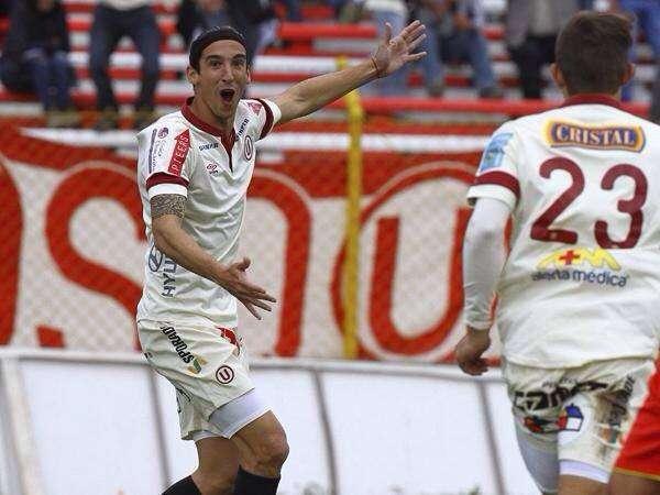 DT crema destaca buen accionar de su equipo. Foto: Facebook Universitario.