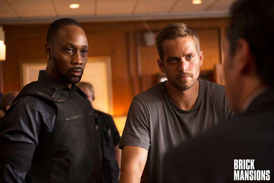 Imagen de 'Brick Mansions'. Foto: Brick Mansions Movie/Facebook