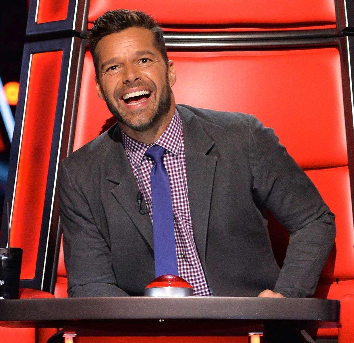 ¿Que Ricky Martin anda con Ian Thorpe? Foto: Agencia Mezcalent