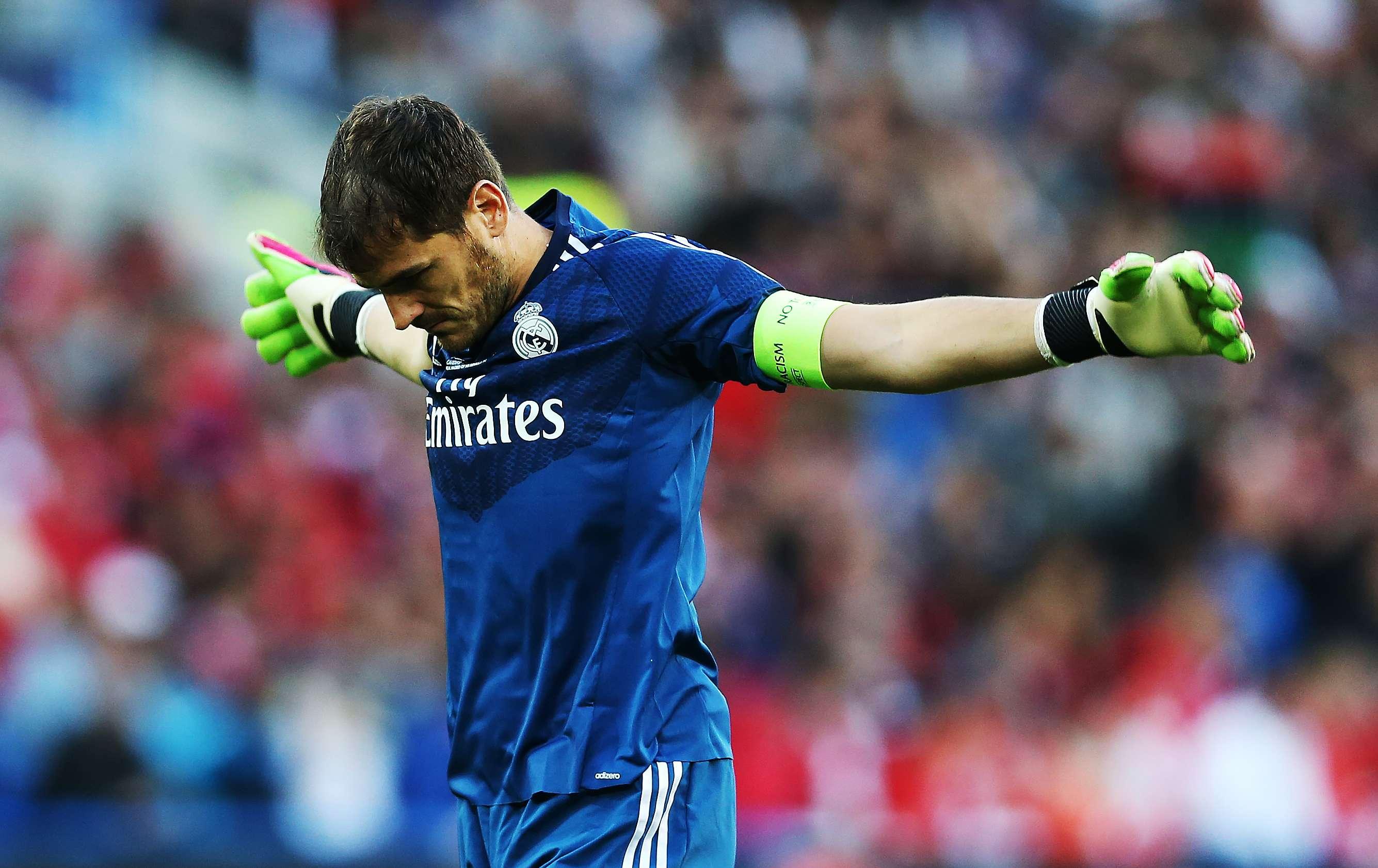 Iker Casillas fue abucheado. Foto: Getty Images