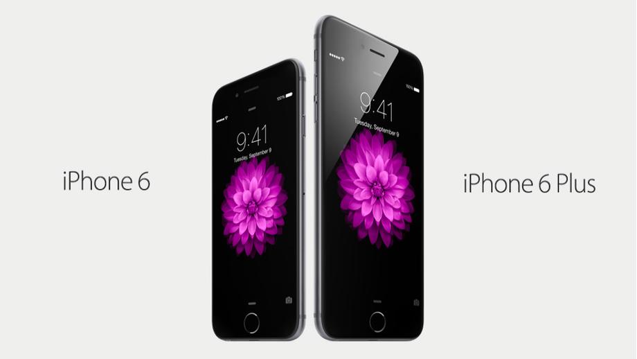 9 de septiembre.- Apple develó por fin los smartphones más recientes de su compañía, el iPhone y el iPhone 6 Plus. Ambos siendo más grandes que el iPhone 5S, el iPhone 6 tiene una pantalla de 4,7 pulgadas, mientras que el iPhone 6 Plus cuenta con una de 5,5, confirmando los rumores que, desde hace meses habían sugerido dos smartphones de Cupertino. Foto: Apple