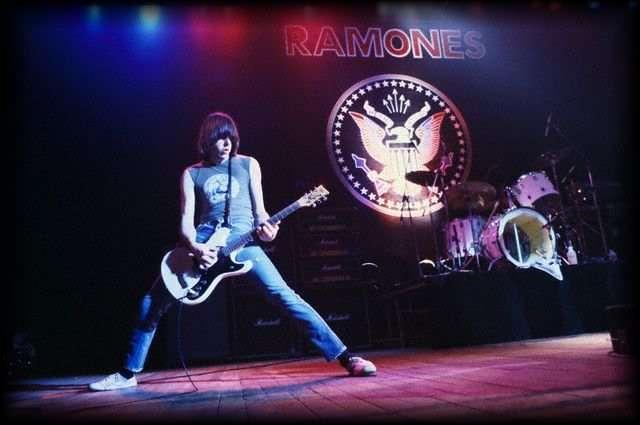 Johnny Ramone Foto: Divulgação