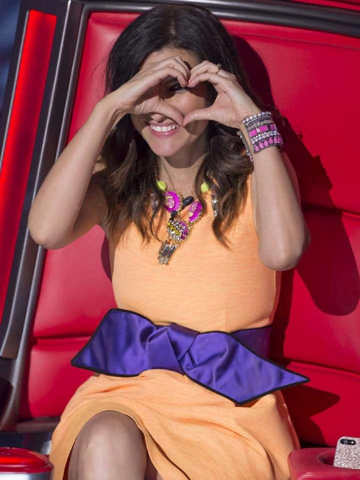 'La Voz... México 4' - Segundo programa: Laura Pausini. Foto: Televisa