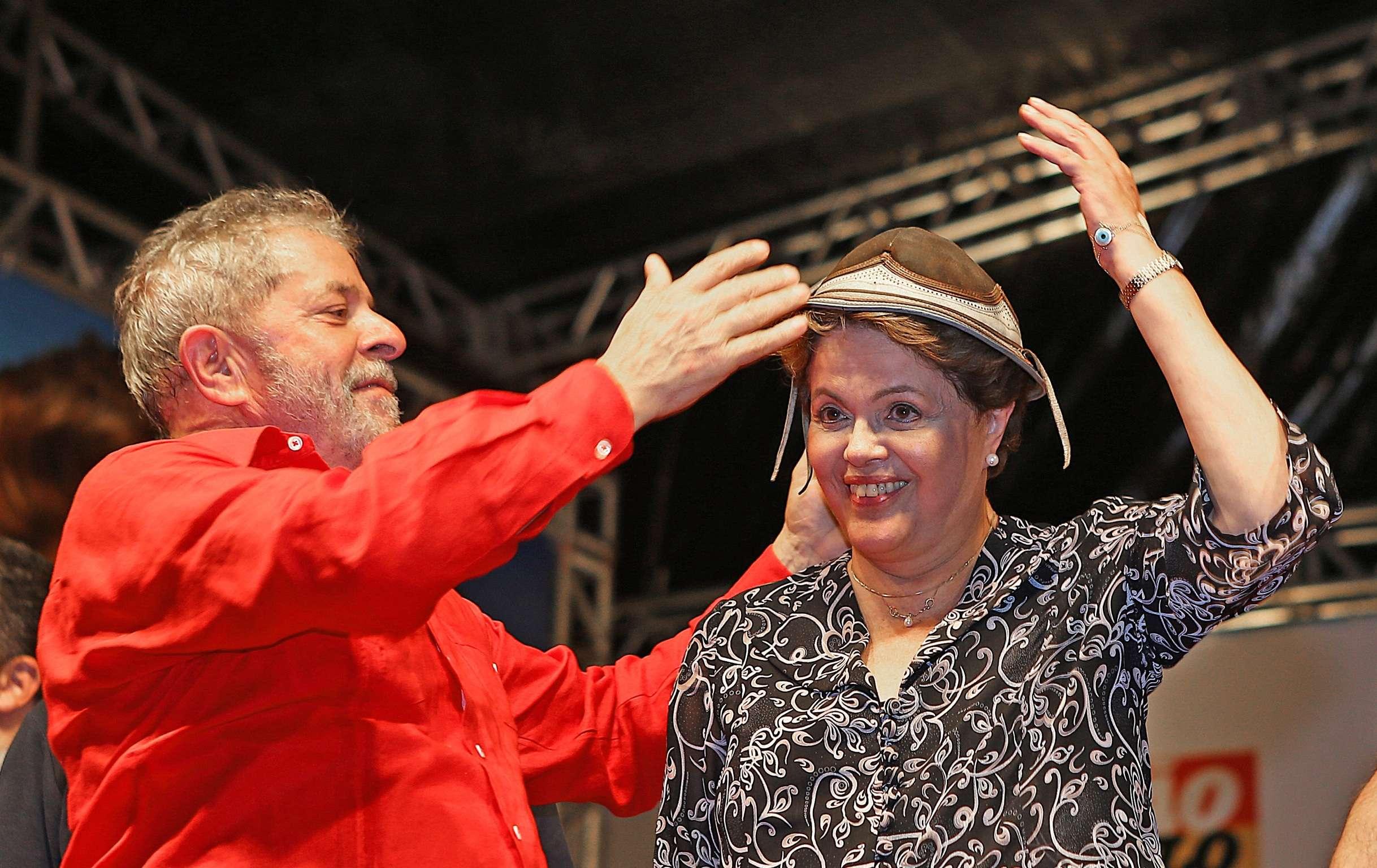 """Os momentos mais """"gente como a gente"""" dos presidenciáveis Foto: Divulgação"""