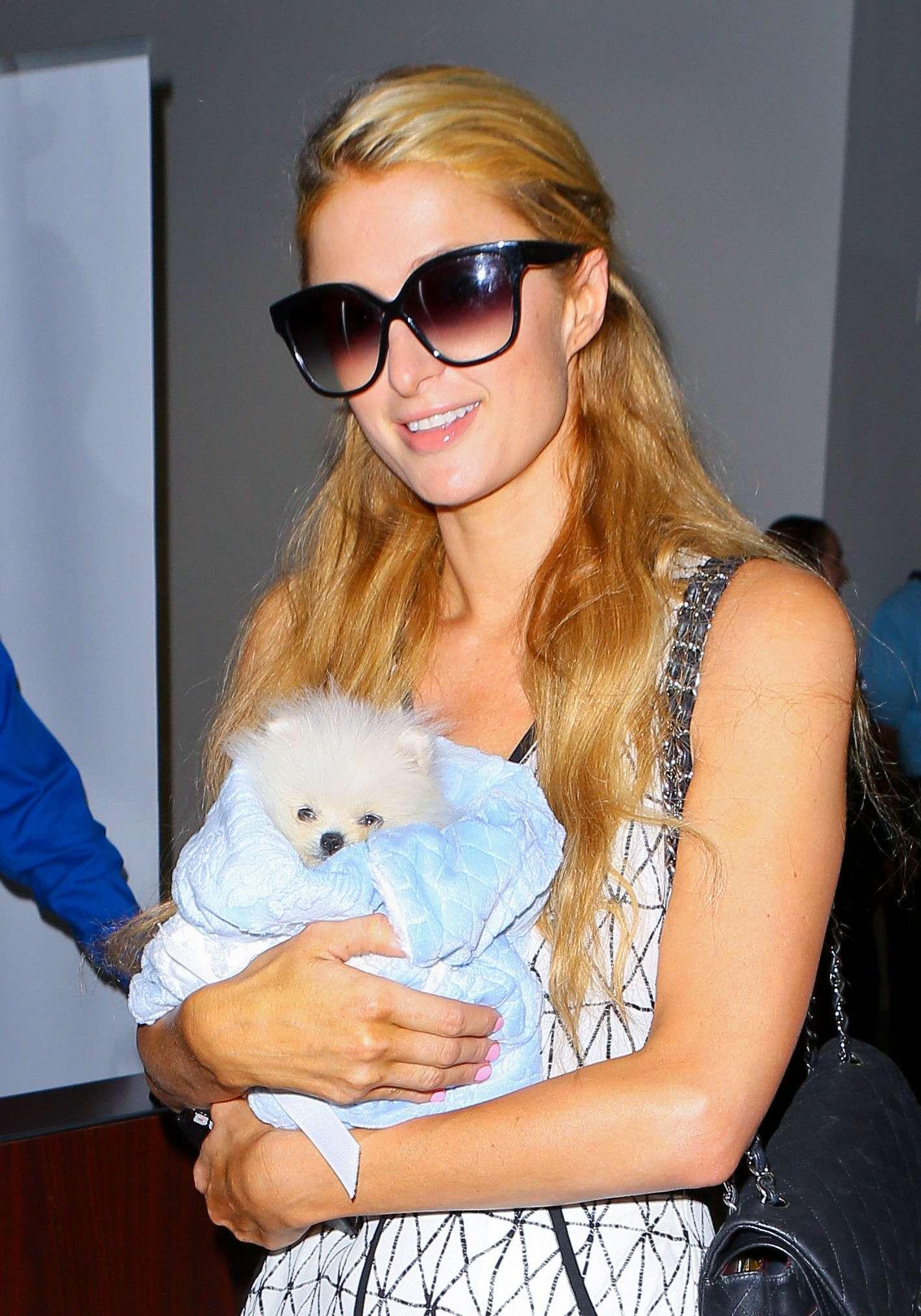 Paris Hilton. Foto: Gtres