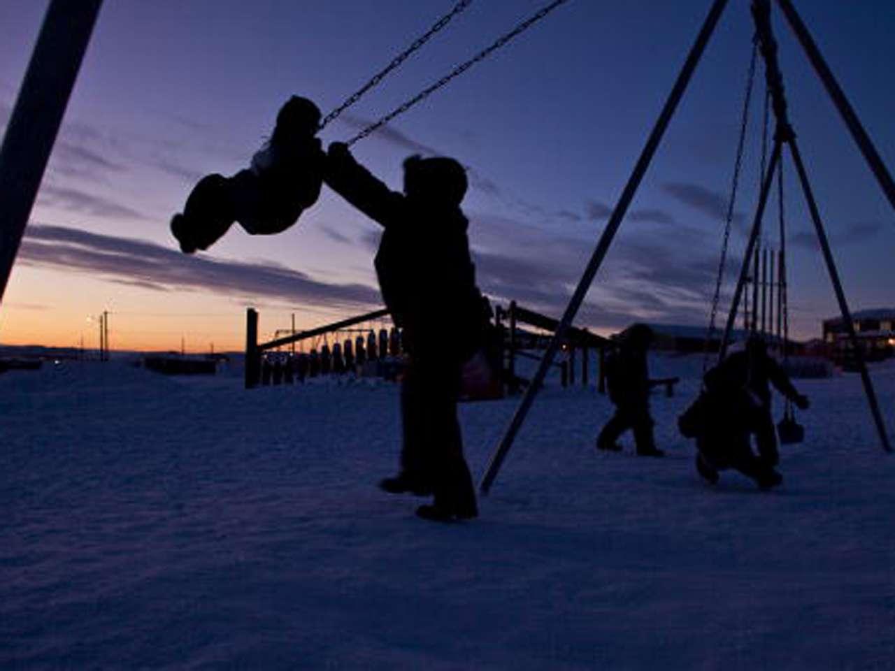 El inculpado trabajó de 1978 a 1982 junto a otros sacerdotes locales en Iqaluit, capital de Nunavut, en el extremo norte de Canadá, en el Ártico Foto: Getty Images/Archivo
