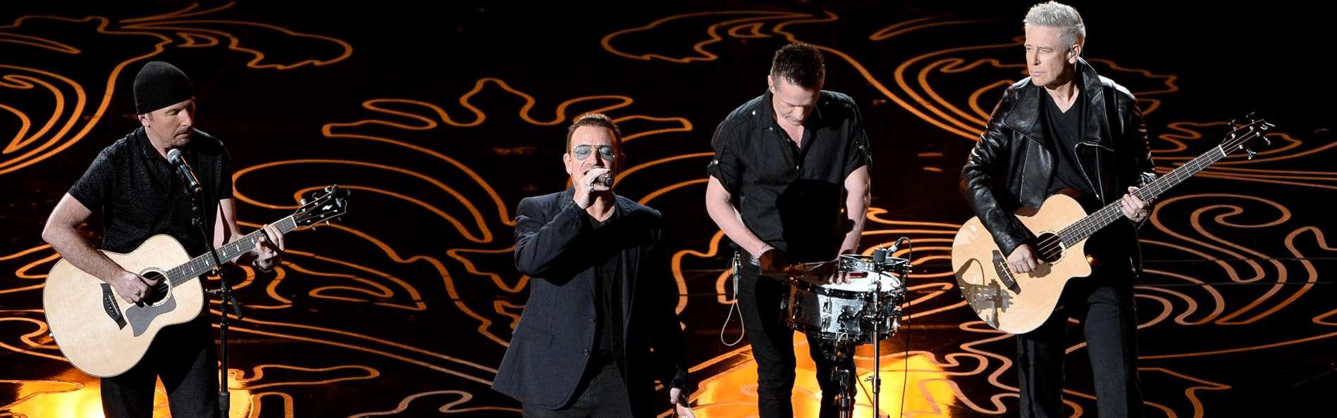 U2. Foto: Getty Images