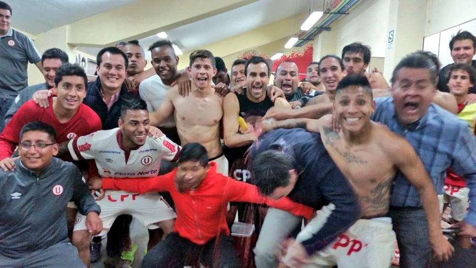Universitario aspira a lograr el bicampeonato. Foto: Twitter Universitario.