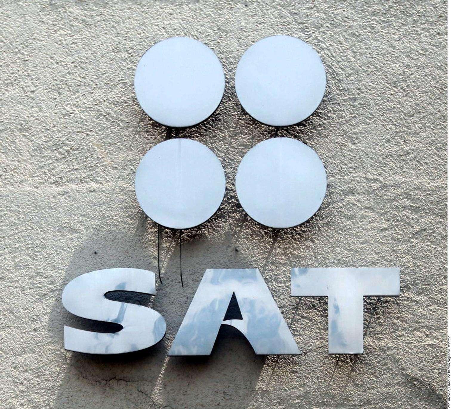 SAT Foto: Agencia Reforma