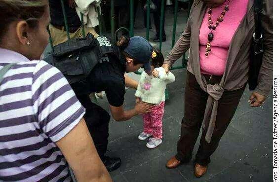 Revisión a niños Foto: Agencia Reforma