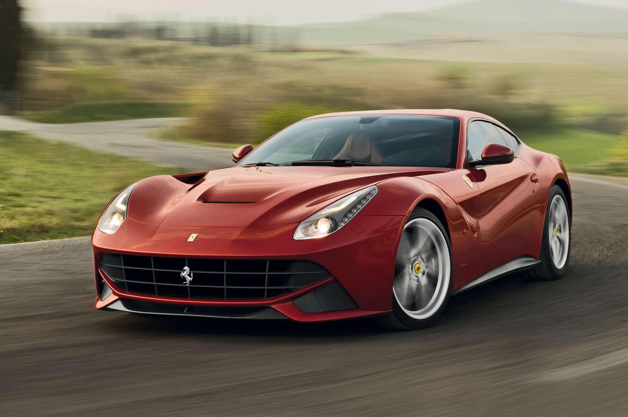 10 Ferrari de $3.2 millones en US por sus 60 años Foto: Ferrari